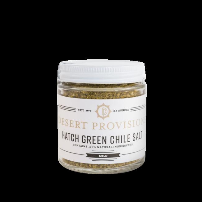 Hatch Green Chile Salt Mild