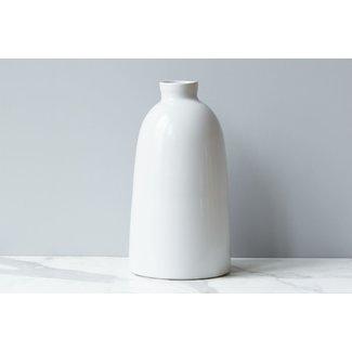 Stone Artisanal Vase, Lg