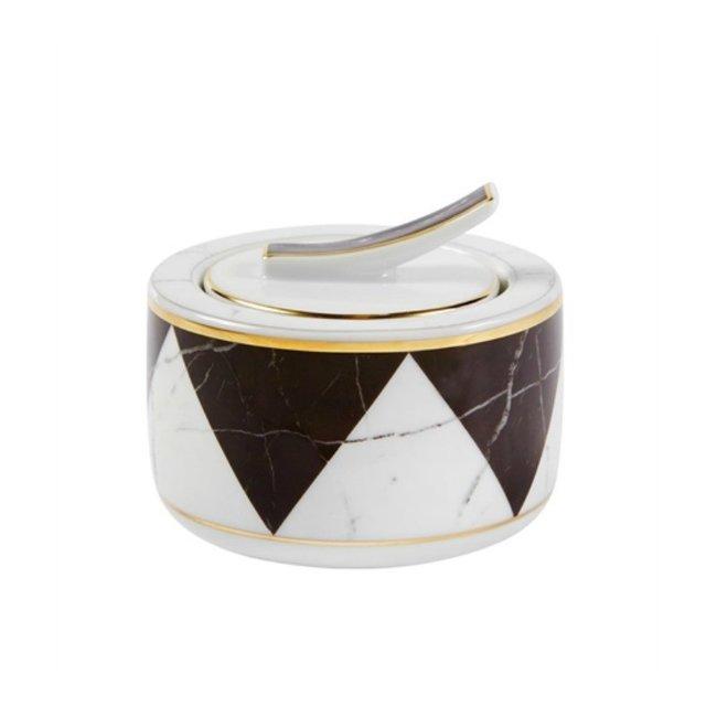 Carrara Sugar Bowl