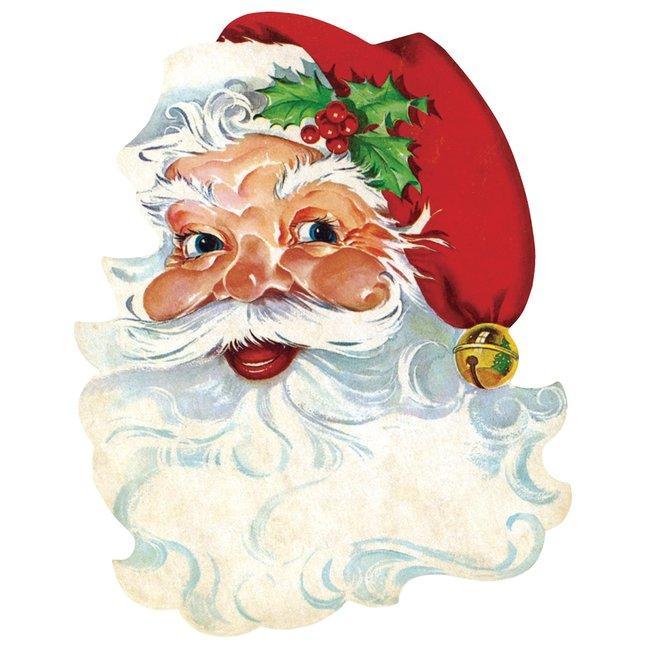 Santa Paper Placemat
