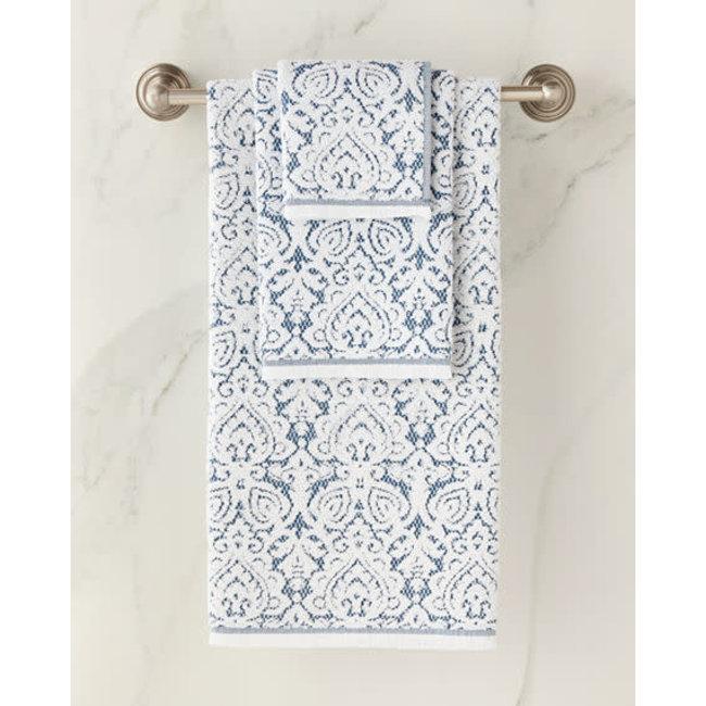 Dalia Towel Bath INDIGO BLUE