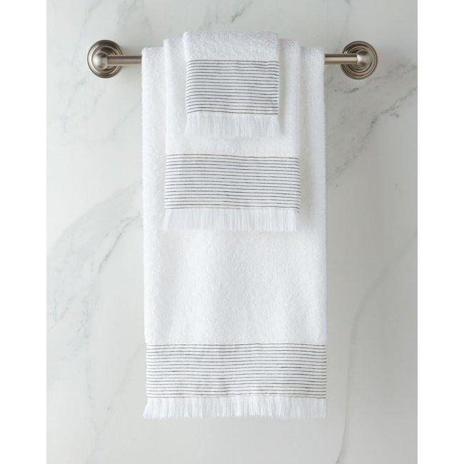 Amagansett Towel Hand White