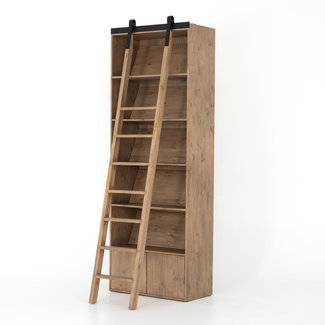 Bane Bookshelf & ladder