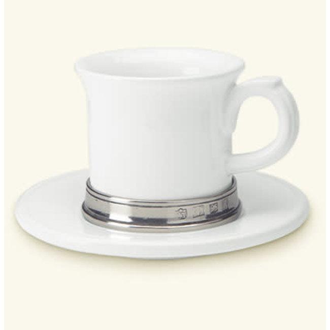 Match Convivio Espresso Cup + Saucer