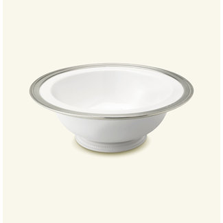 Match Luisa Round Footed Serving Bowl