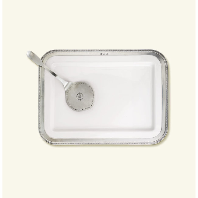Match Luisa Rectangular Platter