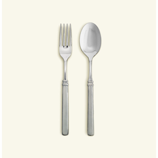 Match Gabriella Serving Fork and Spoon