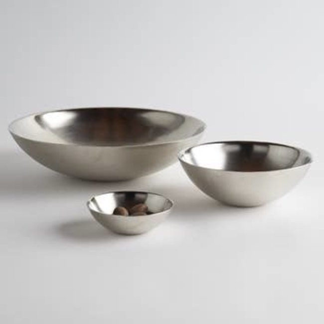 Nickel Bowl, Large