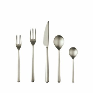 Linea Ice Champagne 5pc. Flatware Setting