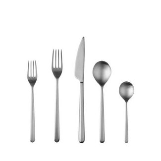 Linea Ice 5pc. Flatware Setting