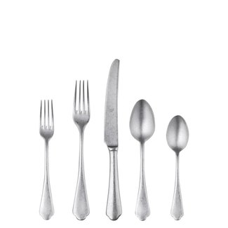 Dolce Vita Pewter 5pc. Setting