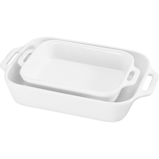 Staub Staub 2-pc rectangular baking