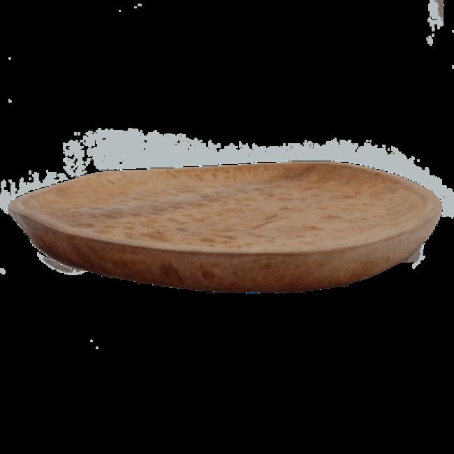 """18"""" Ola Wood Platter"""