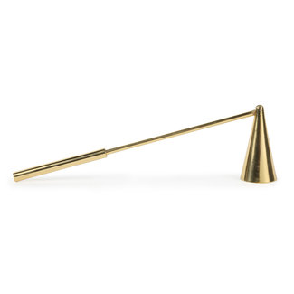 Solid Brass Candle Douter Brass