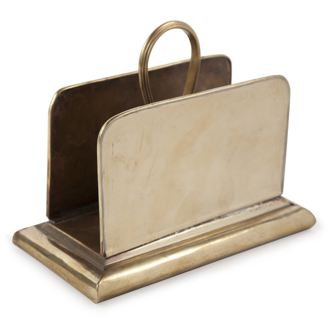 Brass Letter Keep