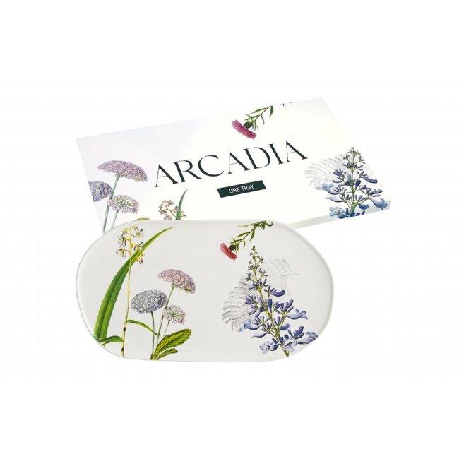 """Arcadia Tray Oval 14"""""""