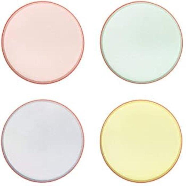 Side Pastel Plates