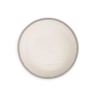 Potter Stone Greige Salad Plate