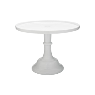 """Milk Pedestal 12"""" D"""