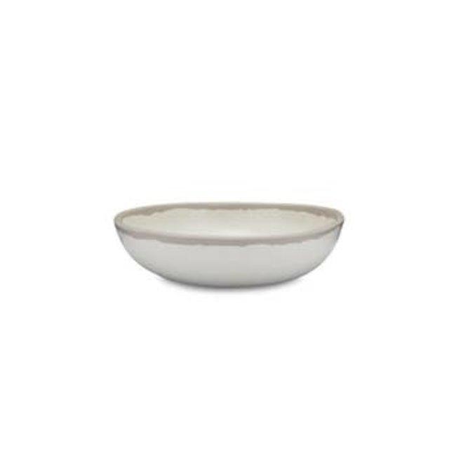 Potter Stone Greige Cereal Bowl