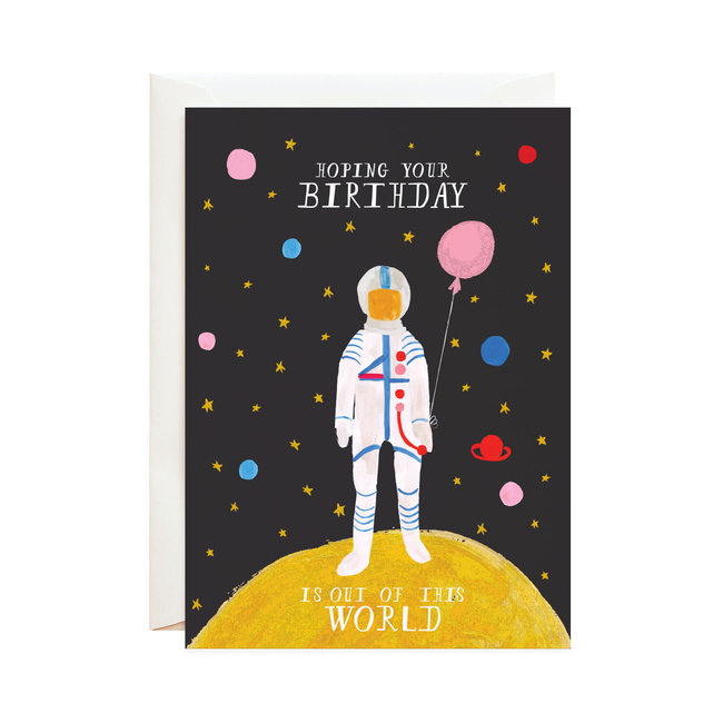 Out of this World Card