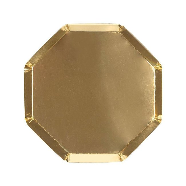 GOLD SIDE PLATES