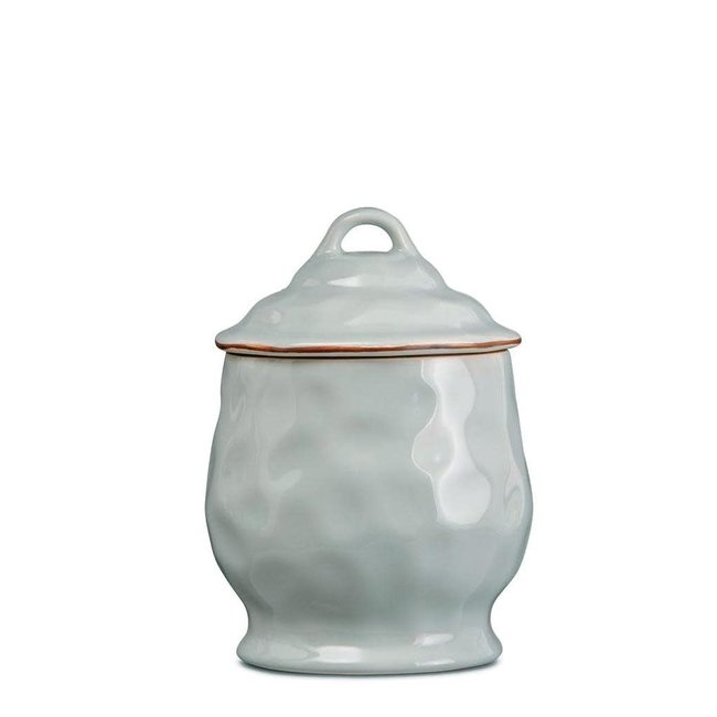 Cantaria Canister Small Sheer Blue