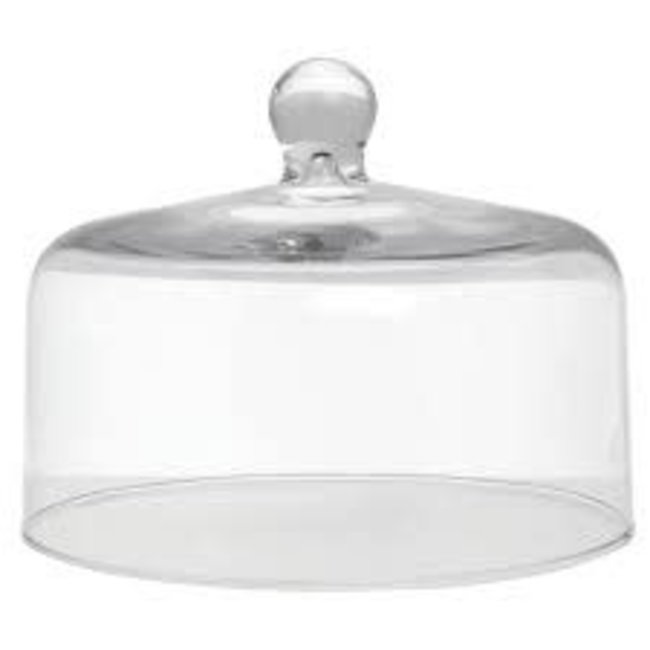 """Glass Dome, 10""""D"""