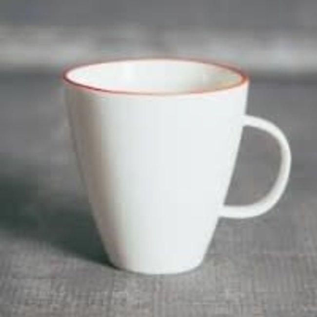 Abbesses Mug Red