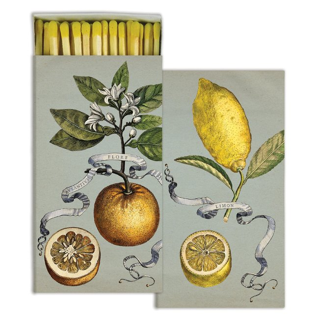 Matches Citrus