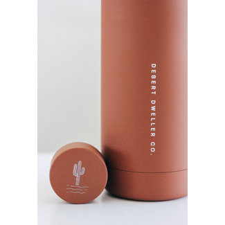 Desert Dweller Water Bottle - Terracotta