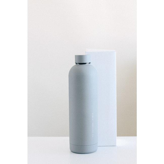 Desert Dweller Water Bottle - Gray