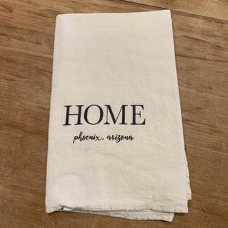 home phoenix az tea towel