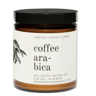 Coffee Arabica Candle