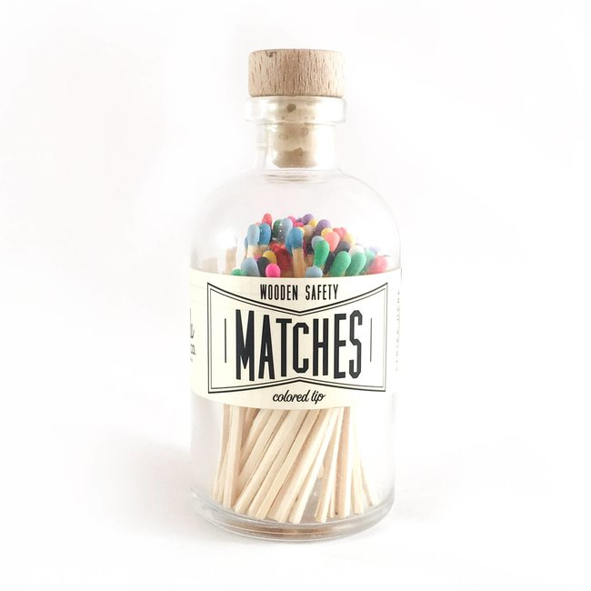 Vintage Apothecary Matches- Variety