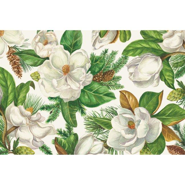 Magnolia Blooms Placemat