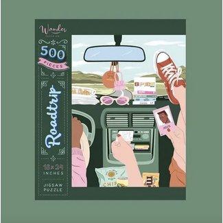 Roadtrip Puzzle 500
