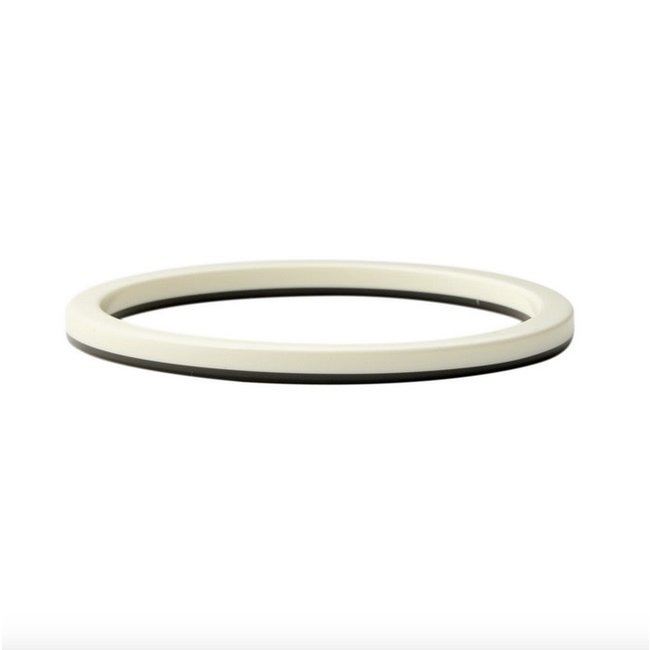 Thin Bangle  Black & Ivory