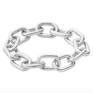 Interchangeable Link Bracelet  Silver