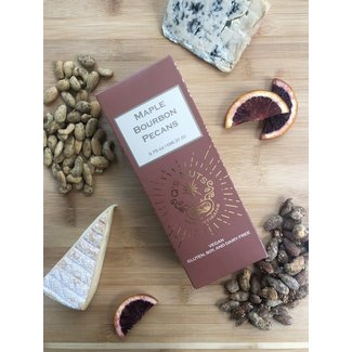 Maple Bourbon Pecan Gift Box