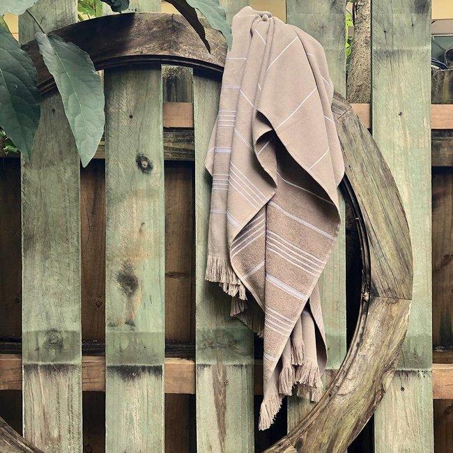 Classic Terry Turkish Towel Sand