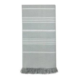 Classic Terry Turkish Towel Grey