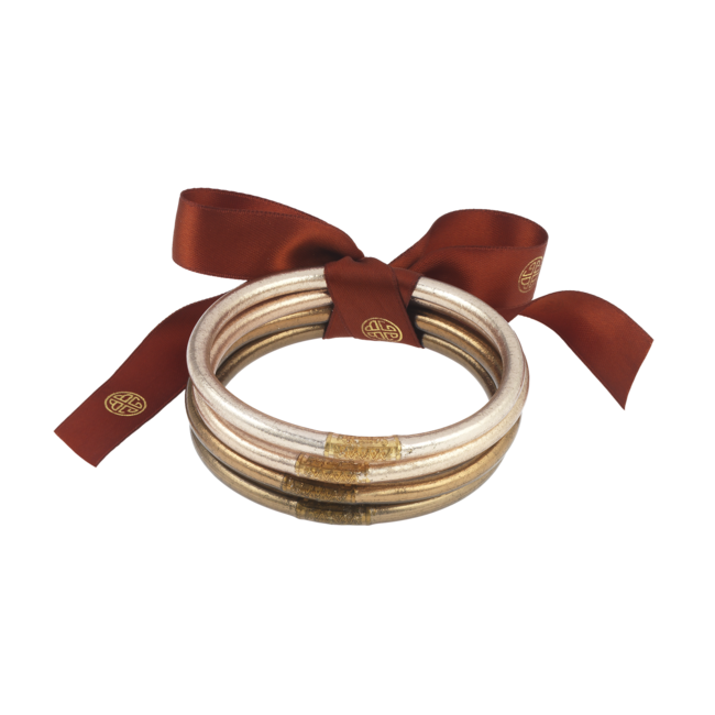 Fawn Bangles Set of 4