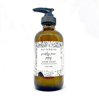 Prickly Pear + Poppy Hand Soap