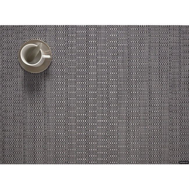 Thatch Pewter Placemat