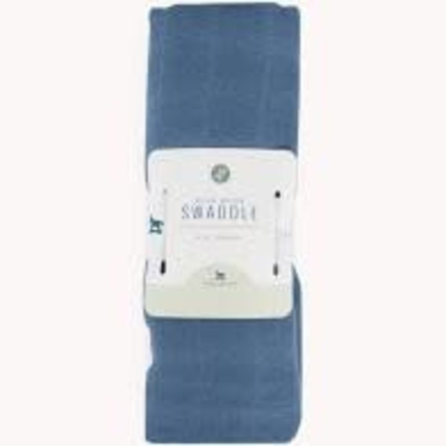 Blue Dusk Deluxe Swaddle Single