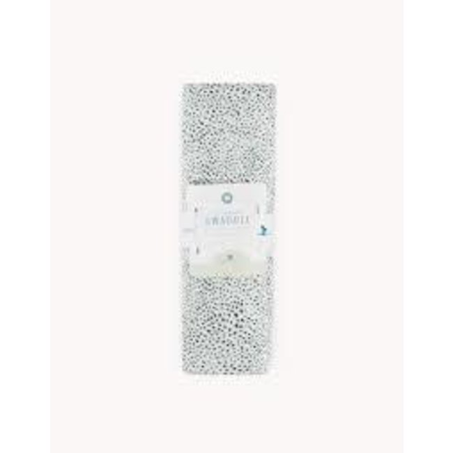 Green Seed Cotton Muslin Swaddle Single