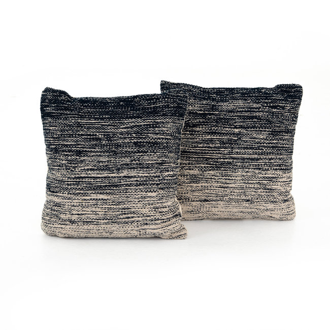 Midnight Ombre Pillow 20""