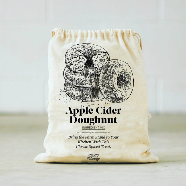 Apple Cider Doughnut Baking Mix