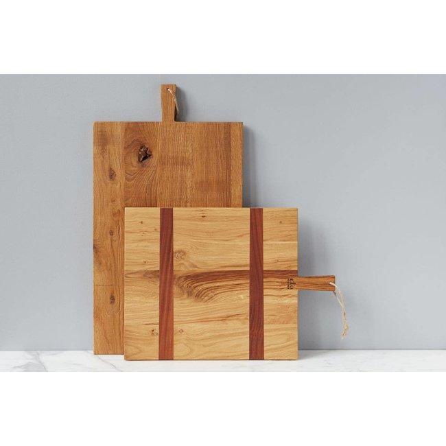 Rectangle Oak Charcuterie Board